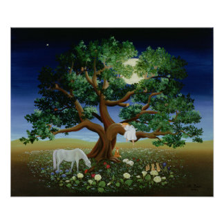 Árbol de los sueños 1994 póster