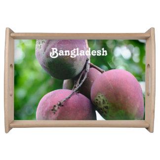 Árbol de mango de Bangladesh Bandeja