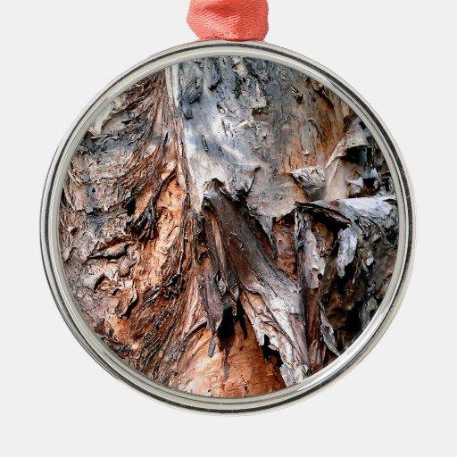 Árbol de Melaleuca Paperbark Adornos De Navidad