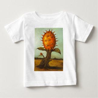 Árbol de melón surrealista playeras