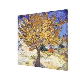 Árbol de mora, 1889 impresiones de lienzo