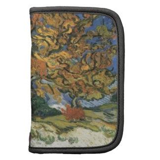 Árbol de mora de Van Gogh Planificador