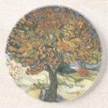 Árbol de mora de Van Gogh Posavaso Para Bebida