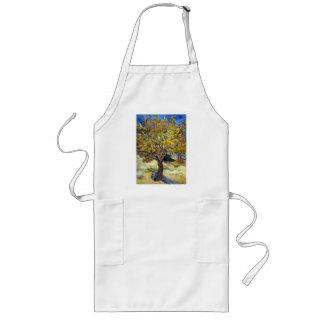 Árbol de mora de Vincent van Gogh Delantales