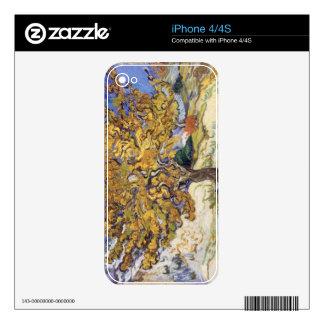 Árbol de mora de Vincent van Gogh el  , 1889 iPhone 4S Skin