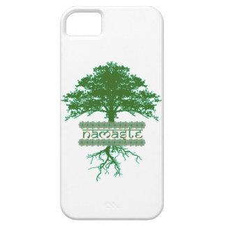 Árbol de Namaste del caso de Iphone 5 de la vida iPhone 5 Case-Mate Protectores