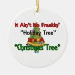 Árbol de navidad adorno