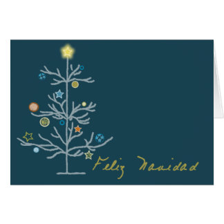 Arbol de Navidad Card