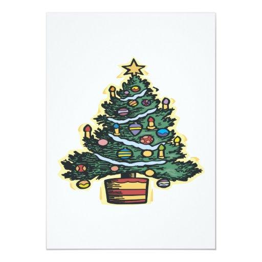 Árbol de navidad comunicado