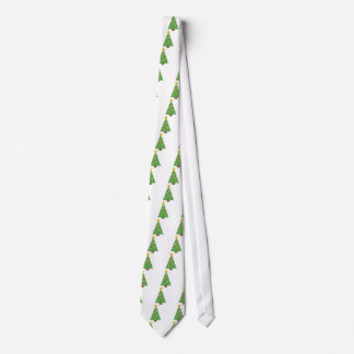 Árbol de navidad danés corbata personalizada
