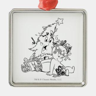 Árbol de navidad de Casper Ornamentos Para Reyes Magos