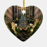 Árbol de navidad de centro de NYC Rockefeller, Adorno Para Reyes