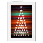 Árbol de navidad de Navajo Tarjetas