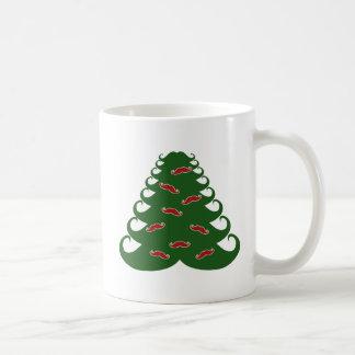 Árbol de Navidad de Stache Taza
