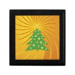 Árbol de navidad decorativo - caja de regalo
