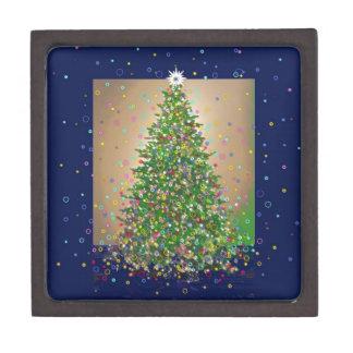 Árbol de navidad del Lit Cajas De Regalo De Calidad
