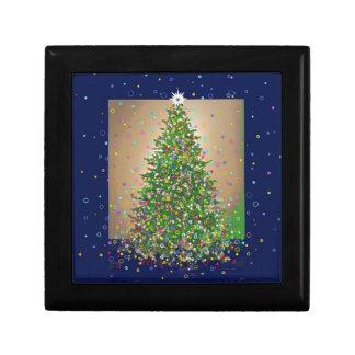 Árbol de navidad del Lit Cajas De Regalo