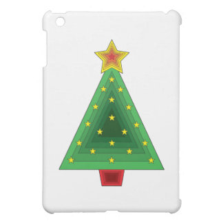 Árbol de navidad del triángulo