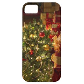 Árbol de navidad iPhone 5 coberturas