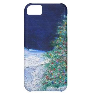 árbol de navidad funda para iPhone 5C