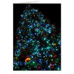 Árbol de navidad gigante I Felicitación