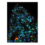 Árbol de navidad gigante I Tarjeta Postal