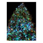 Árbol de navidad gigante IIII Postal