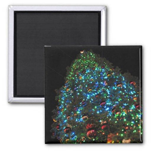 Árbol de navidad gigante VII Imán