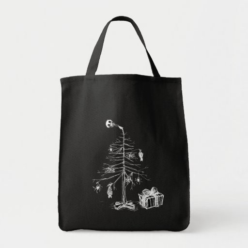 Árbol de navidad gótico