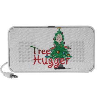 Árbol de navidad Hugger Mp3 Altavoces