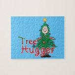 Árbol de navidad Hugger Puzzle