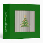 Árbol de navidad lindo - carpeta de las memorias