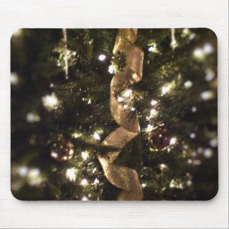 Árbol de navidad Mousepad Tapetes De Ratones