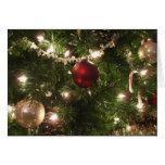 Árbol de navidad Notecard