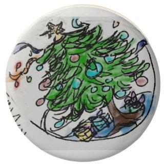 Árbol de navidad Oreo