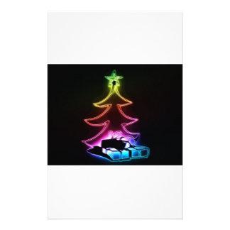 árbol de navidad papeleria de diseño