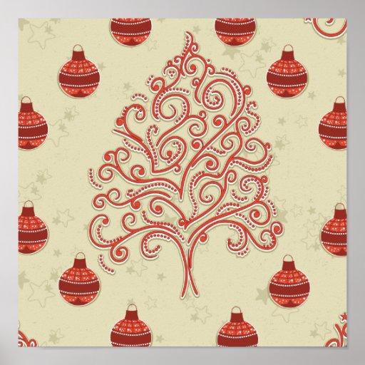 Árbol de navidad posters