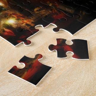 Árbol de navidad puzzle