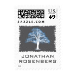 Árbol de pequeño del sello de Mitzvah de la barra