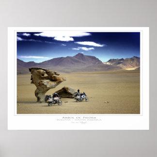 Arbol de Piedra (The Rock Tree) Print
