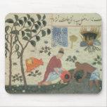 Árbol de pimienta de ms Pers 332 y pimienta de la  Mousepads