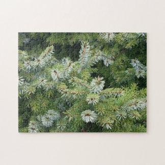 Árbol de pino puzzle