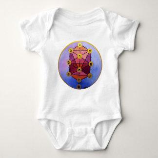 Árbol de Sephirot Body Para Bebé