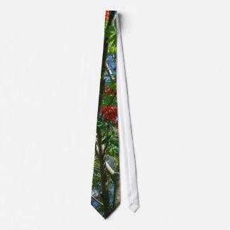 Árbol de serbal corbata