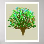 Árbol de Vida/árbol de la vida Impresiones