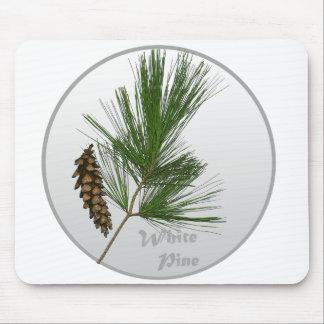 Árbol de White Pine Alfombrillas De Raton