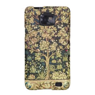 Árbol de William Morris del Pre-Raphaelite del Galaxy S2 Carcasas