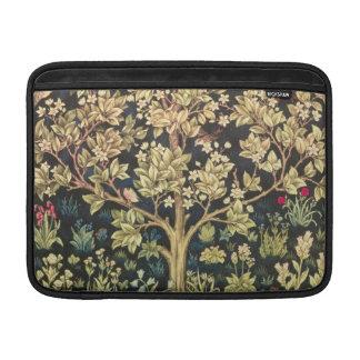 Árbol de William Morris del Pre-Raphaelite del Funda Para Macbook Air