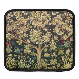Árbol de William Morris del Pre-Raphaelite del Fundas Para iPads