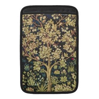 Árbol de William Morris del Pre-Raphaelite del vin Funda MacBook